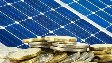 Tilskud til solceller