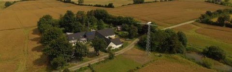 Wind für landwirtschaftliche Betriebe